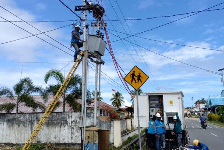PLN  UIW MMU penuhi pasokan listrik daerah terdampak bencana