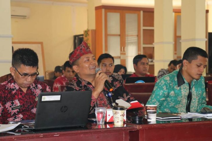 Puluhan ASN pengelola website OPD Tanjabtim mendapat pelatihan jurnalistik