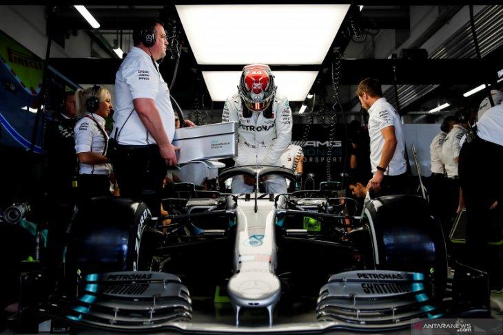 Musim depan, Formula 1 kurangi jumlah sesi tes resmi