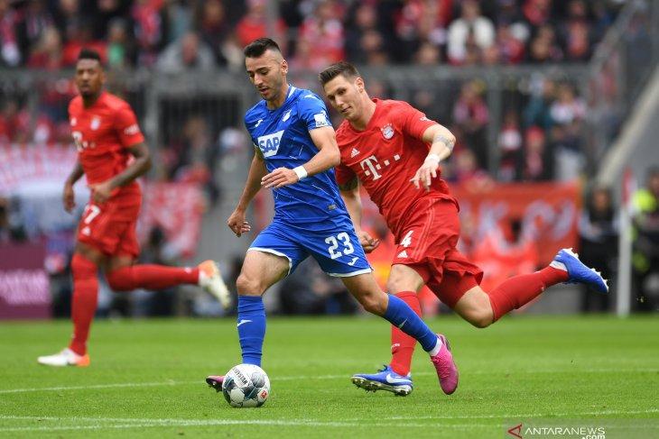 Liga Jerman, Bayern Muenchen telan kekalahan pertama musim ini