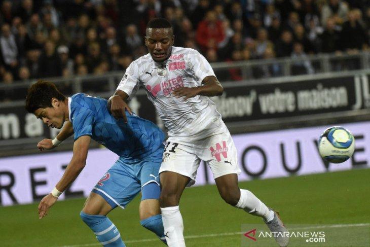 Marseille ditaklukkan Amiens  1-3