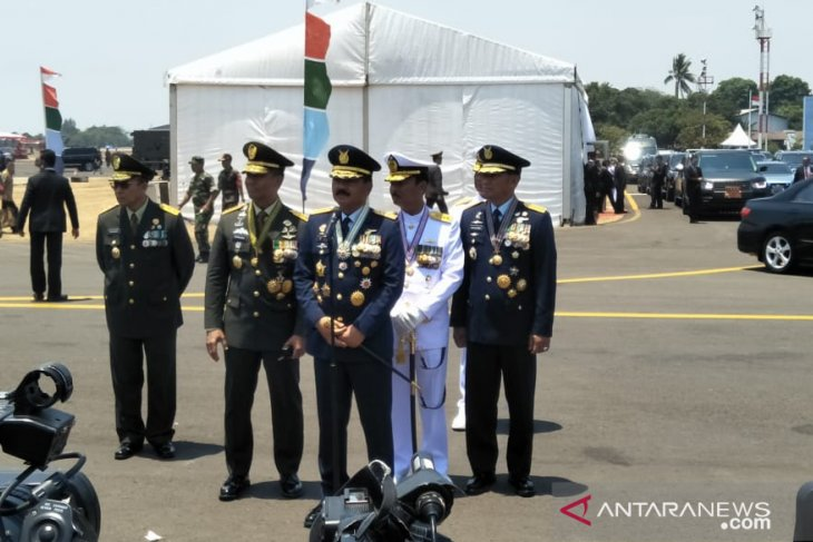 Panglima TNI sebut 3.800 pengungsi di Wamena