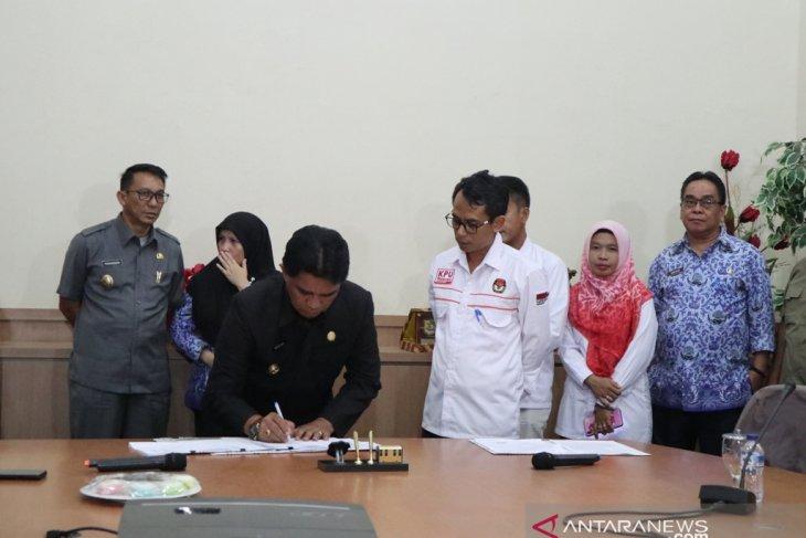Pemkab Belitung Timur berikan dana Pilkada Rp21,5 miliar