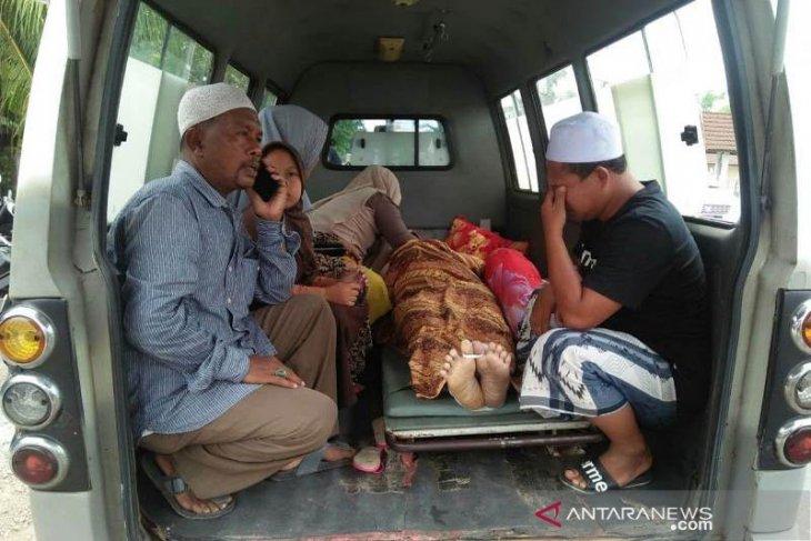 Warga di Aceh Utara tewas terjepit dinding mobil boks