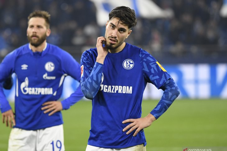 Schalke gagal raih kemenangan beruntun