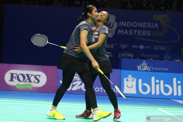 Berikut jadwal pertandingan final Indonesia Masters 2019
