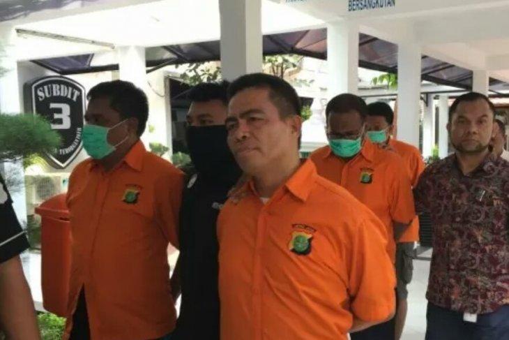 Polisi gagalkan penyelundupan sabu-sabu pesanan Umar Kei
