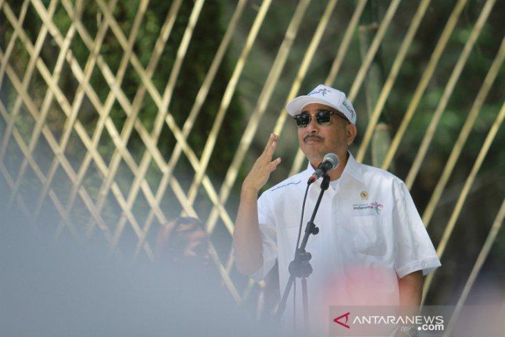 Menpar Arief Yahya harap pemuda Bone Bolango turut promosikan pariwisata