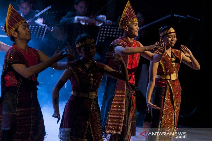 Musik Teatrikal Kesenian Batak