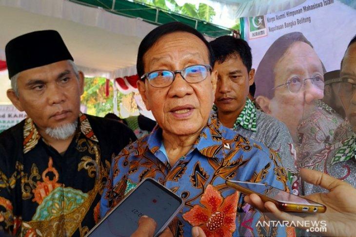 Akbar Tandjung sebut masyarakat tidak puas kinerja DPR