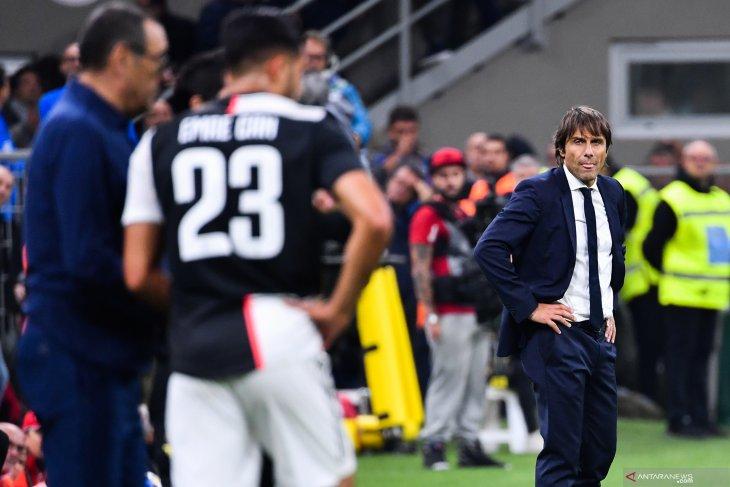 Liga Italia - Conte anggap Juventus berada pada level yang berbeda