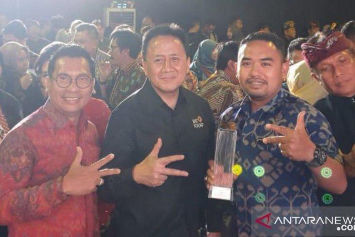 Pemkot Denpasar raih penghargaan