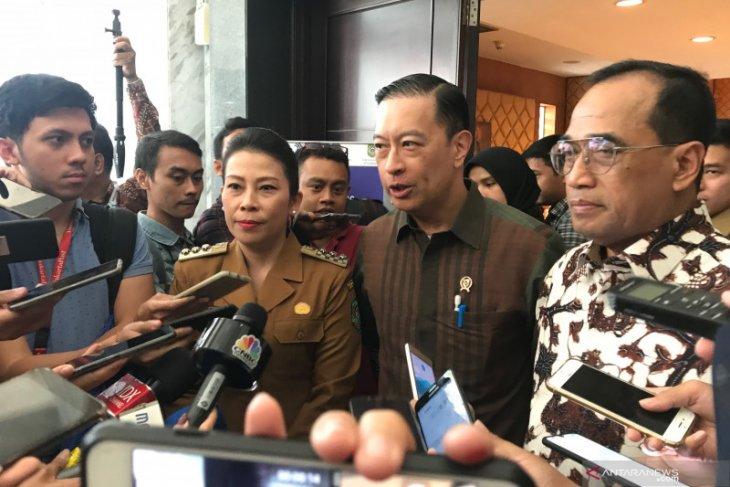 Pemerintah tawarkan investasi Bandara Singkawang dengan skema KPBU