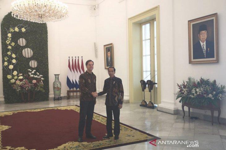 Presiden Jokowi Belanda mitra investasi terbesar dari Eropa