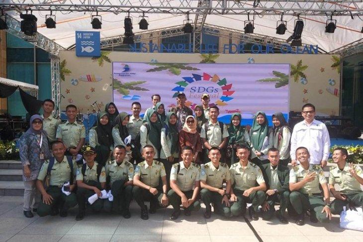 Polbangtan Bogor kirim mahasiswa ikuti SDGs Festival 2019
