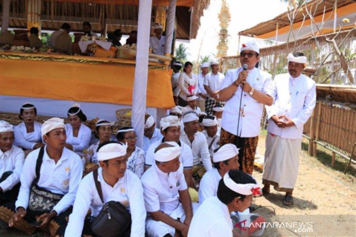 Wagub Bali minta warga subak bentengi lahan dengan Perda Desa Adat