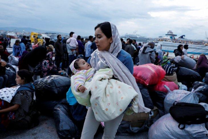 Pengawas HAM: Kehidupan migran di Yunani
