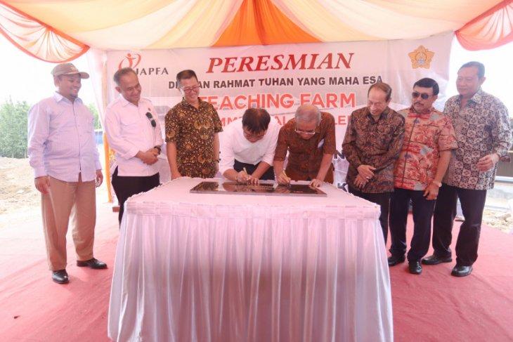 JAPFA-Unsyiah dirikan Teaching Farm di Aceh Besar