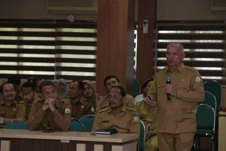 Sekda Aceh intruksikan tenaga kesehatan gerak bersama cegah  stunting