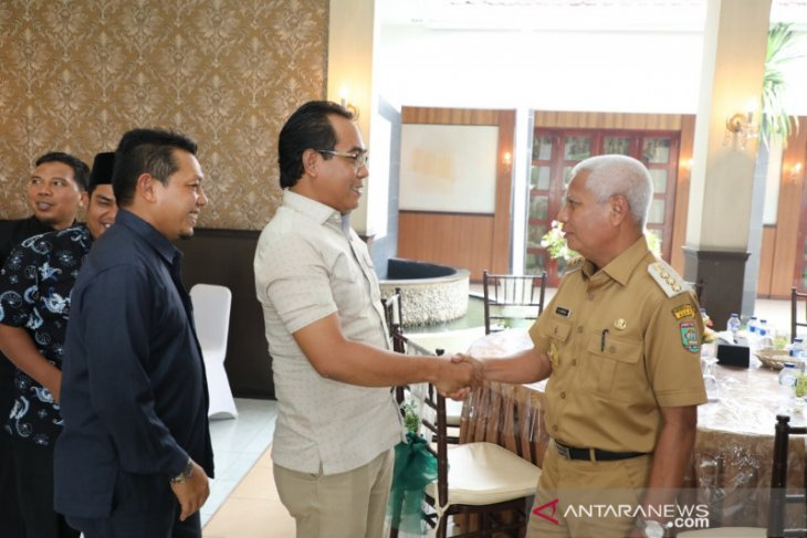 Bupati Asahan berjanji terus bangun sinergisitas dengan legislatif