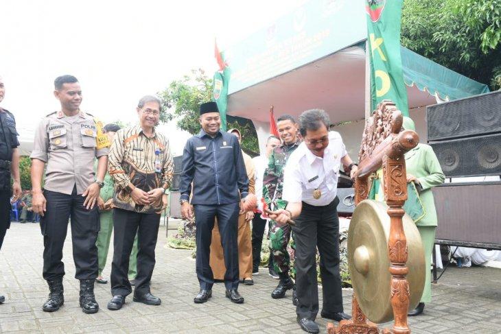 Wakil wali kota buka pencanangan Bhakti Sosial TNI-KKBPK-Kesehatan