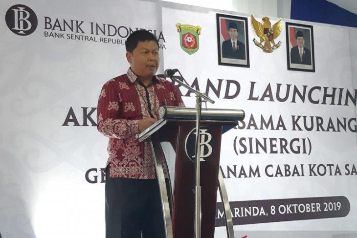 BI dan Pemkot Samarinda galakkan tanam cabai