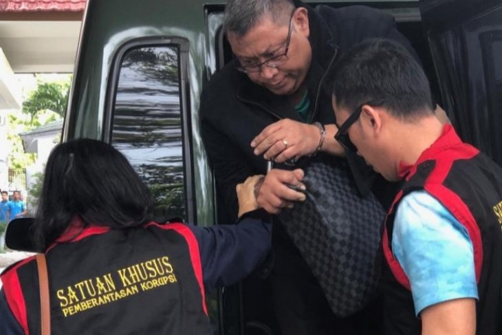 Pemprov Kepulauan Babel prihatin mantan Kadis ESDM korupsi Rp2,9 miliar