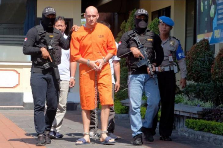 Penangkapan pengedar narkoba lintas negara