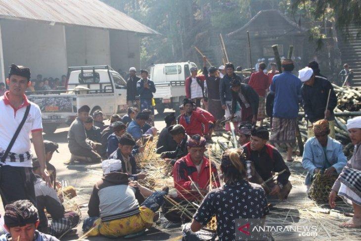 Jelang Karya Nyatur Bwana, ratusan ASN Bangli