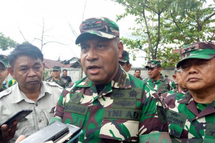 Pangdam: Pemerintah fokus memulihkan situasi di Wamena