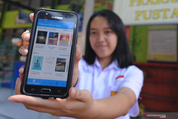 Pemkab Bangka Barat sediakan perpustakaan digital