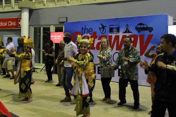 Di Afrika Selatan, Indonesia raih penghargaan tujuan wisata terbaik