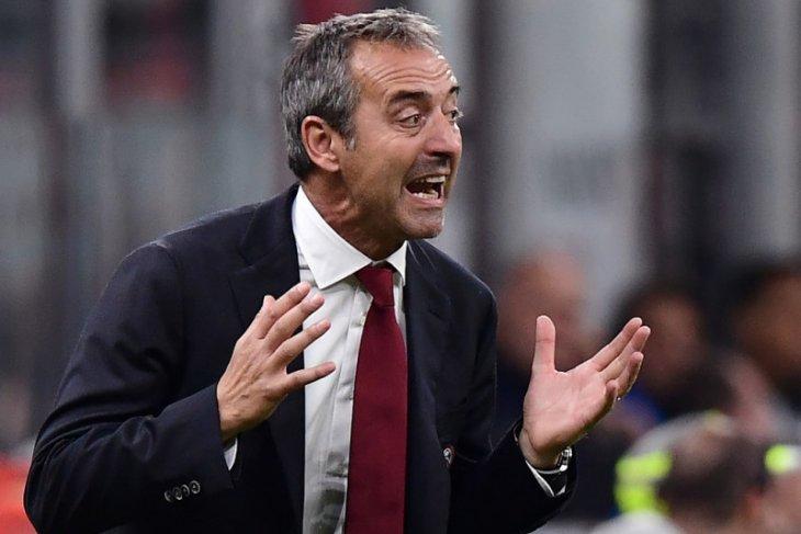 Pioli gantikan Giampaolo sebagai pelatih Milan