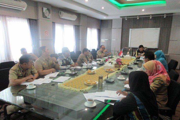 Persiapan  Muskomwil V APEKSI Regional Kalimantan ke-IX tahun 2019,