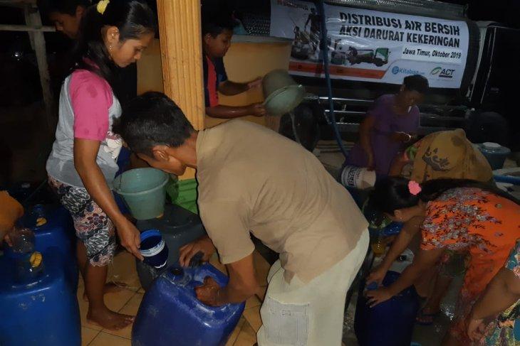 ACT Madiun bantu distribusikan air bersih di Ngawi