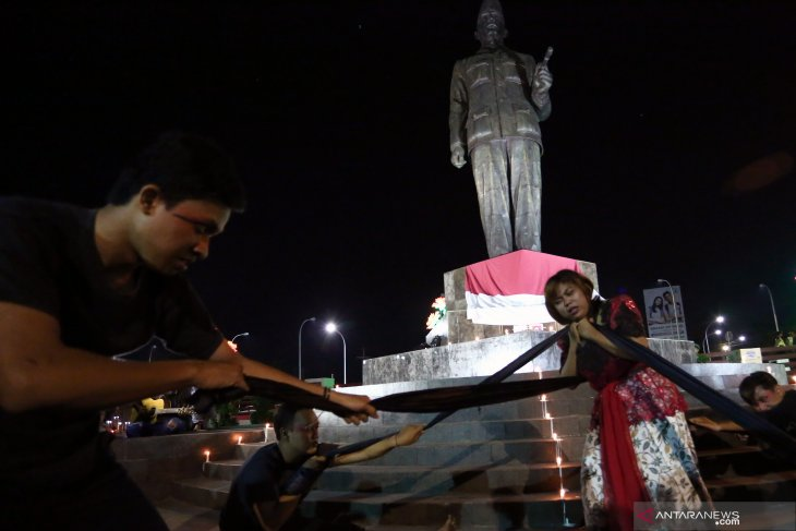 Doa lintas agama untuk Indonesia