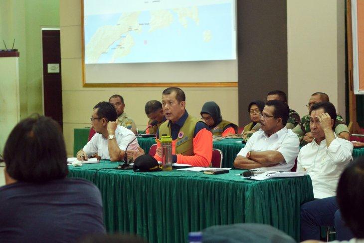 Kepala BNPB  Saya diperintahkan  Presiden tangani tuntas pascagempa Ambon