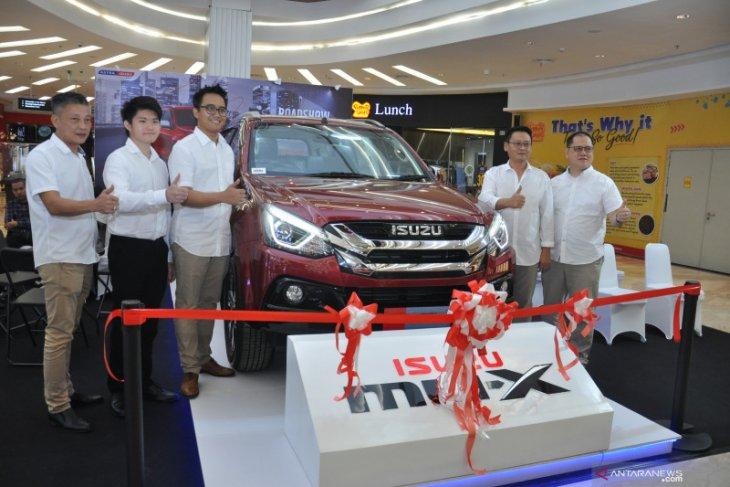 Astra Isuzu mu-X tipe terbaru i-Series gelar roadshow di Medan