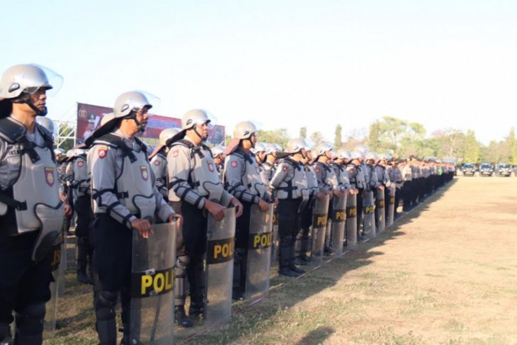 Polresta Denpasar kirim ribuan personel amankan pelantikan presiden