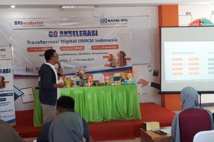 GenPro dorong UMKM Gorontalo hasilkan produk berkualitas