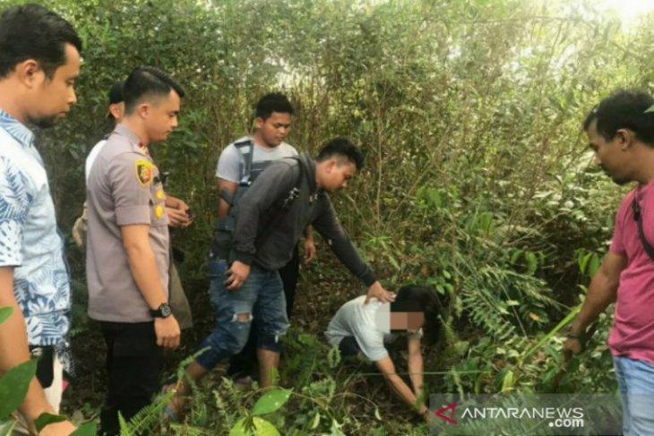 Polsek Air Gegas ringkus pengedar narkotika