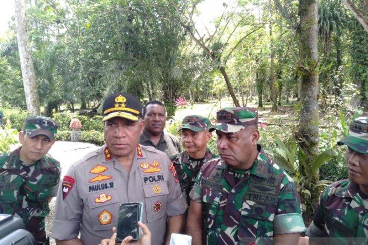 Polri tetapkan 92 orang tersangka kerusuhan  di Papua