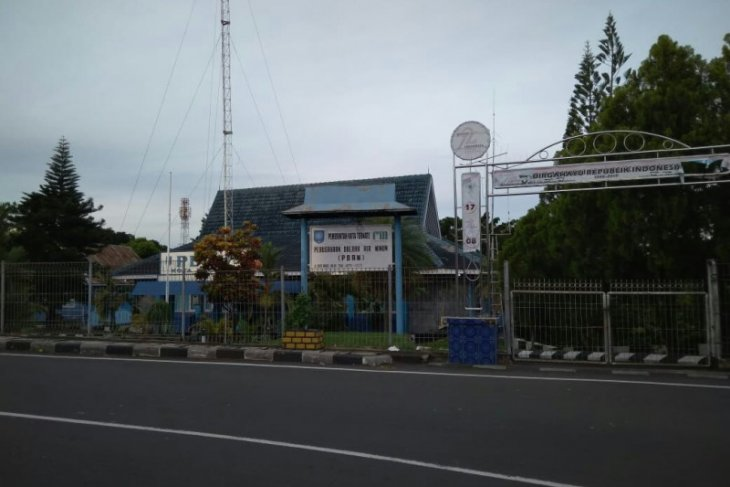 Warga Tabona di Ternate alami krisis air bersih