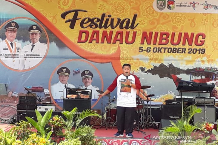 Mukomuko promosikan pariwisata lewat Festival Danau Nibung