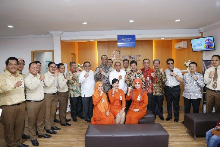 Gubernur minta Bank Sumut semakin berkembang di Batam