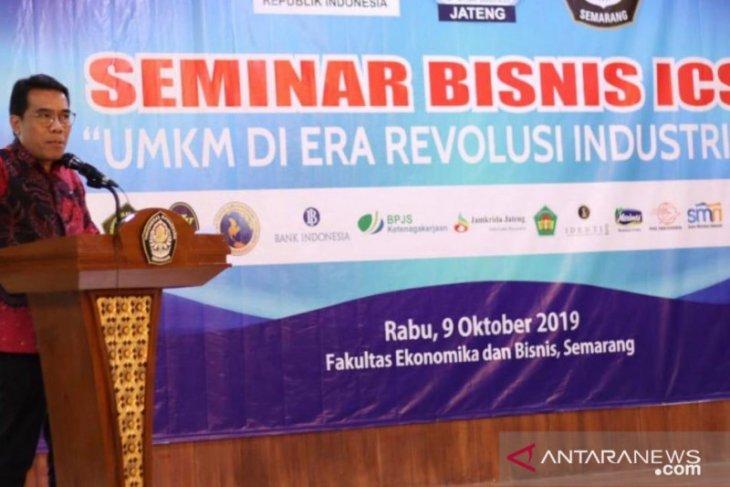 UMKM didorong  inovatif respons perkembangan ekonomi digital