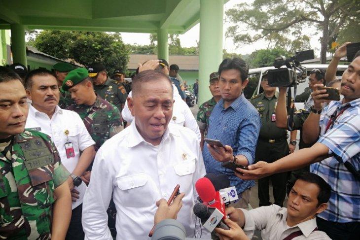 Menhan Ryamizard: Peristiwa penusukan Wiranto tidak ancam pelantikan presiden