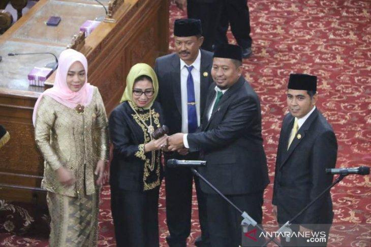 Resmi Jadi Ketua DPRD Kutim,  Firgasih Janji Kedepankan Integritas dan Kualitas