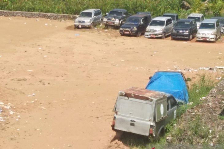 151 kendaraan dinas untuk kades dan lurah di Mukomuko