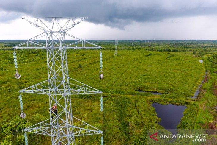 Target SUTT 150 kV Ketapang - Sukadana rampung tahun ini